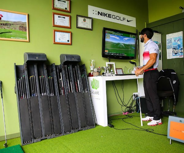 Trackman System